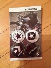 Converse pins buttons badges-raras-coleccionista nuevo