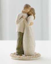 Willow Tree Figurine Promise of Love Wedding Cake Topper Susan Lordi 26189