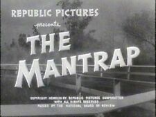 THE MANTRAP (1943) DVD HENRY STEPHENSON, LLOYD CORRIGAN