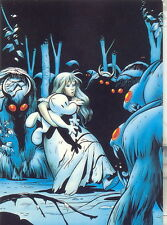 BONE SERIES 1 1994 COMIC IMAGES JEFF SMITH PROMO CARD NO NUMBER