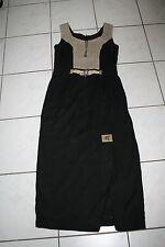 Kl2912 @ lino bávara @ LARP Trachten vestido @ miederdirndl @bavarian dress 36-38