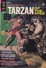Tarzan #201. VF. 1971