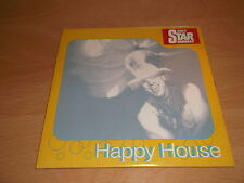 VARIOUS - HAPPY HOUSE - DAILY STAR SUNDAY PROMO CD - UK FREEPOST