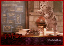 HARRY POTTER - SORCERER'S STONE - Card #044 - TRANSFIGURATION - Artbox 2005