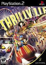 Thrillville Theme Park Sim (PS2) (Sony Playstation 2) PAL