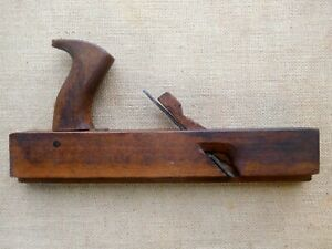 Vintage 18th Cent. American rebate or rabbet wood plane moulding old USA /pc
