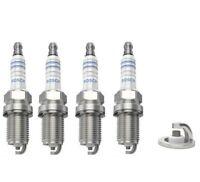 Spark Plugs x 4 Bosch Fits Toyota Avensis Yaris Celica MR2 RAV4 Daihatsu Terios