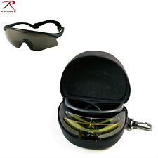 Firetec Interchangeable Sport Safety Tactical Sunglasses 10337