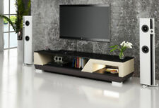 Rtv TV Sideboard Leather Glass Table Television Wardrobe Designer New TS1007