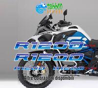 Adesivi Bmw R1200GS ADV Adventure stickers per becco moto R 1200 GS Motorrad