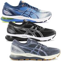 Asics Gel-Nimbus 21 Herren Laufschuhe Running Fitness Schuhe Sportschuhe NEU