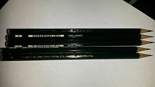 Faber Castell 9000 Bleistift Härtegrad frei wählbar
