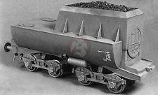 Tank Workshop 1/35 Westwaggon Wannentender Model K4T32 for DRG Class 52 353093