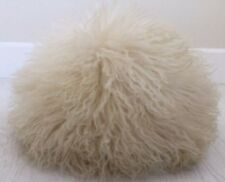 EXCLUSIVE White PAPAKHA papaha fur Russian caucasian WINTER HAT