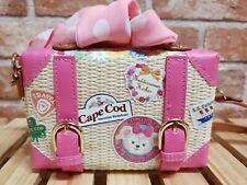 Tokyo Disney Sea 2014 Limited Sherry Mei Camera Case Shoulder Bag Pouch Rare F/S