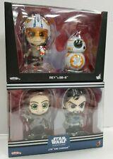 Star Wars Rey & BB-8, Jyn & Cassian Episode VII The Force Awakens Cosbaby lot