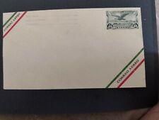 MEXICO - unused Air Mail Envelope ( 1929 )