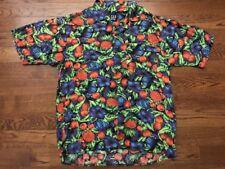 Vintage Gap Rayon Hawaiian Style Shirt - Large