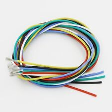18 Gauge Silicone Wire 18 feet 6 Colors 18 AWG Silicone Wire for RC,Guitar Wire