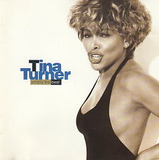 Tina Turner ‎CD Simply The Best - Europe (EX+/EX+)