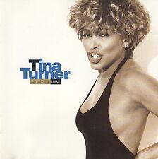 Tina Turner CD Simply The Best - Europe (EX+/EX+)