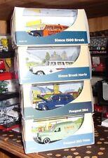 ATLAS Simca Break Marly Ambulance - Eligor  NEUF EN BOITE