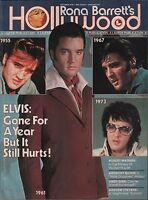 Rona Barrett's Hollywood October 1978 Elvis:Gone for a year  VG 010516DBE