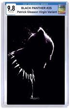 BLACK PANTHER 25 GLEASON - FINE ART 'VIRGIN' EXCLUSIVE CGC 9.8 **PRE-SALE**