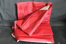 69 70 Cadillac Deville Calais Coupe Interior Roof Headliner Ribbed Vinyl Red NEW