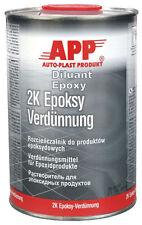 1L diluant epoxy  pour apprêt carrosserie peinture auto APP