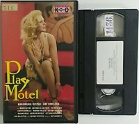 Play Motel - (Roy Garrett) - VHS ex noleggio - Kineo Video
