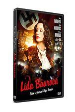 Lida Baarova (Devil's Mistress) DVD New Czech Film 2016 English subtitles