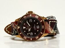 Ice-watch IS.RD.RG.U.C.14 Hielo Check Red Oro Dorado Unisex Reloj Nuevo Emb.orig