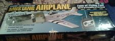Rechargeable Radio Control P51 Mustang Airplane