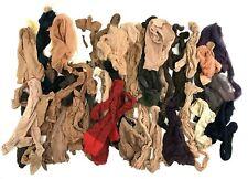 Bundle Lot of 35+ Nylon Stockings / Pantyhose for Gardening, Arts, Crafts, Etc.