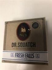 Dr. Squatch Natural Mens Soap – 5oz Limited Edition Fresh Falls- NEW NIB