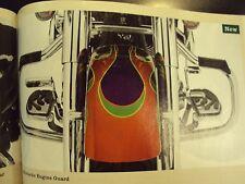 HARLEY DAVIDSON MUSTACHE ENGINE GUARD TOURING