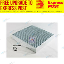 Wesfil Cabin Air Pollen Filter WACF0068 fits Volvo V70 2.3 AWD,2.3 T-5 AWD,2.