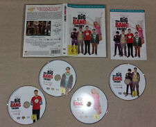 4 DVD The Big Bang Theory Staffel 2 2009 eine herzerwärmende lustige Serie 94
