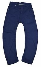 Mens HUMOR Santiago Jeans Size Waist 36 Leg 32 Drop Crotch Tapered Jeans
