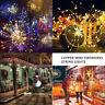 Feuerwerk 120/180LEDs Lichterkette Weihnachten Innen Außen Beleuchtung Dekor