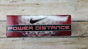 "Nike Precision Power Distance ""Super Far"" Fast Core 3 Golf Ball Pack"