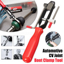 1* Automotive Car CV Joint Boot Clamp Banding Crimper Tool With Cutter Pliers