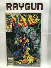 Uncanny X-Men # 262 VF+ 1º DIBUJO Marvel Comics