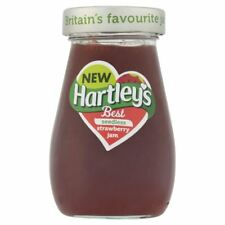 Hartley's Best Seedless Strawberry Jam (340g) - Pack of 6