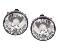 Pair Front Left Right Fog Glass light lamp For Scion xA Toyota Echo Highlander