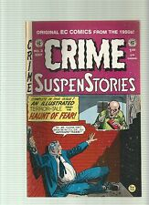 Crime Suspenstories #3 comic 1993  EC/Russ Cochran