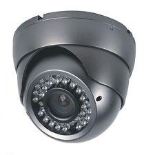 Amview 1800Tvl Cut Cctv Vandalproof 2.8~12mm 36Ir 99.9ft Dome Security Camera