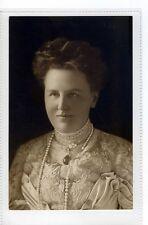 (Sa055-182)  Royalty Netherlands, Prinses Juliana c1900,unused,VG