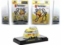 New M2 Machines 1:64 Hostess Twinkies Shorty 1960 VW Delivery Van